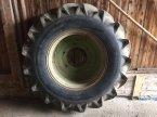 Komplettradsatz des Typs Dunlop 18.4/15-30 v Augsburg
