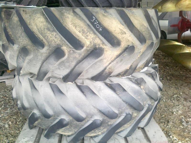 Komplettradsatz a típus Dunlop ROUE, Gebrauchtmaschine ekkor: CHAILLOUÉ (Kép 1)