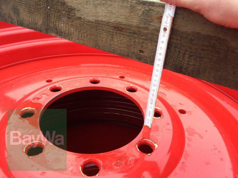 Komplettradsatz des Typs Fendt 13.6 R24 & 13.6 R38 Pflegeräder passend für Fendt 200 Vario ***Neuwertig***, Gebrauchtmaschine in Dinkelsbühl (Bild 7)