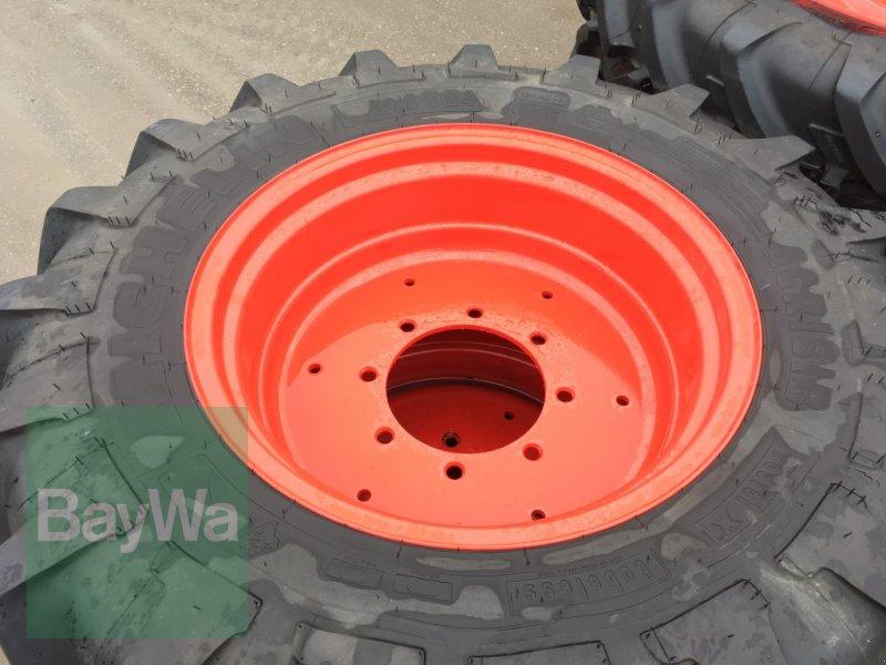 Komplettradsatz des Typs Fendt 13.6 R24 & 13.6 R38 Pflegeräder passend für Fendt 200 Vario ***Neuwertig***, Gebrauchtmaschine in Dinkelsbühl (Bild 8)