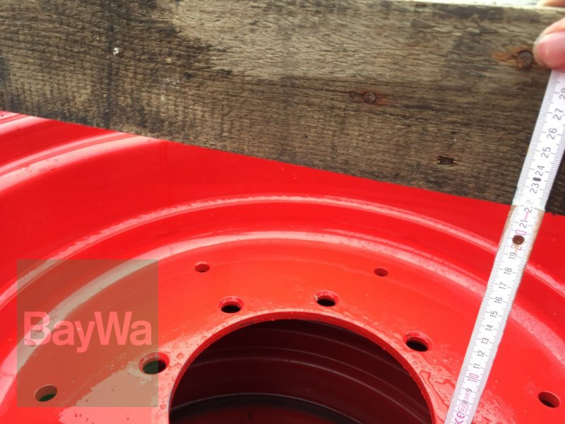 Komplettradsatz des Typs Fendt 13.6 R24 & 13.6 R38 Pflegeräder passend für Fendt 200 Vario ***Neuwertig***, Gebrauchtmaschine in Dinkelsbühl (Bild 12)