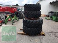 Fendt 540/65 R28 & 650/65 R38 Michelin MULTIBIB passend für Fendt 400, 500, 700 NEUWERTIG! Komplettradsatz