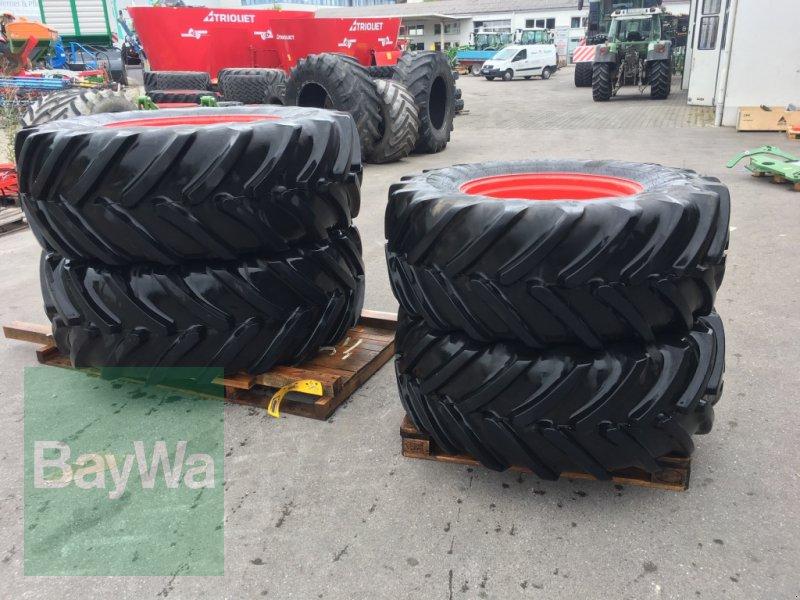 Komplettradsatz des Typs Fendt 540/65 R28 & 650/65 R38 Michelin MULTIBIB passend für Fendt 400, 500, 700 NEUWERTIG!, Gebrauchtmaschine in Dinkelsbühl (Bild 2)