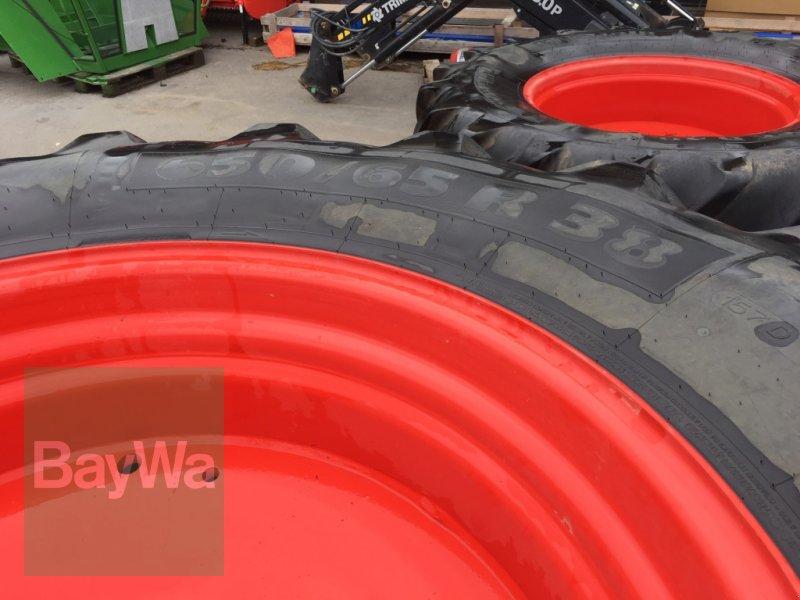 Komplettradsatz des Typs Fendt 540/65 R28 & 650/65 R38 Michelin MULTIBIB passend für Fendt 400, 500, 700 NEUWERTIG!, Gebrauchtmaschine in Dinkelsbühl (Bild 4)