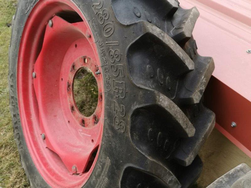 Komplettradsatz des Typs Fendt Räder, Gebrauchtmaschine in Gefrees (Bild 1)