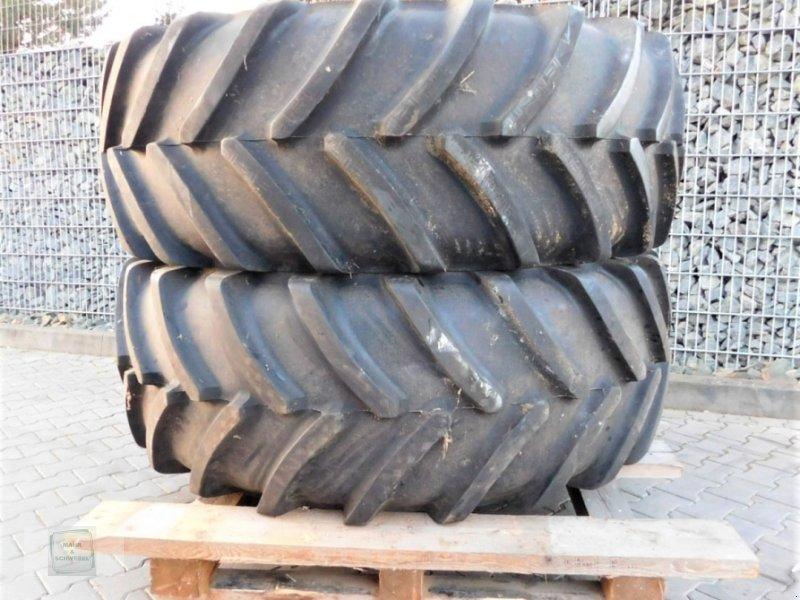 Komplettradsatz des Typs GKN 650/65R38 Michelin, Gebrauchtmaschine in Gross-Bieberau (Bild 1)