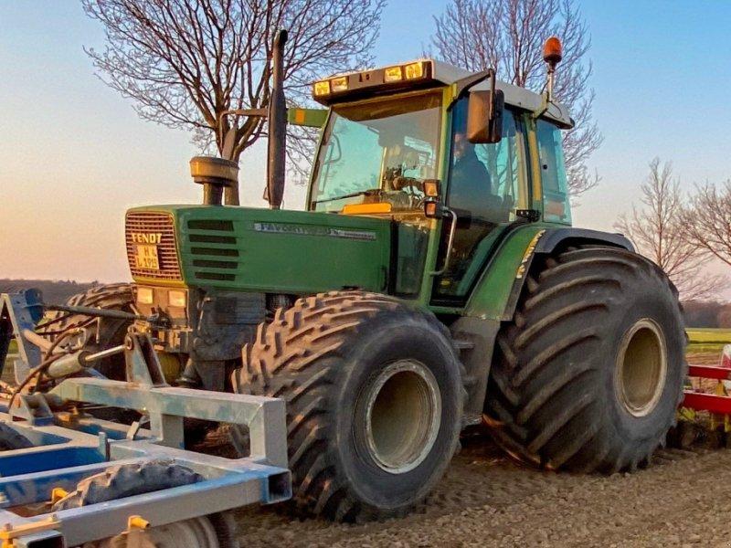 Komplettradsatz typu Good Year Terra Tire, Gebrauchtmaschine w Gehrden (Zdjęcie 1)