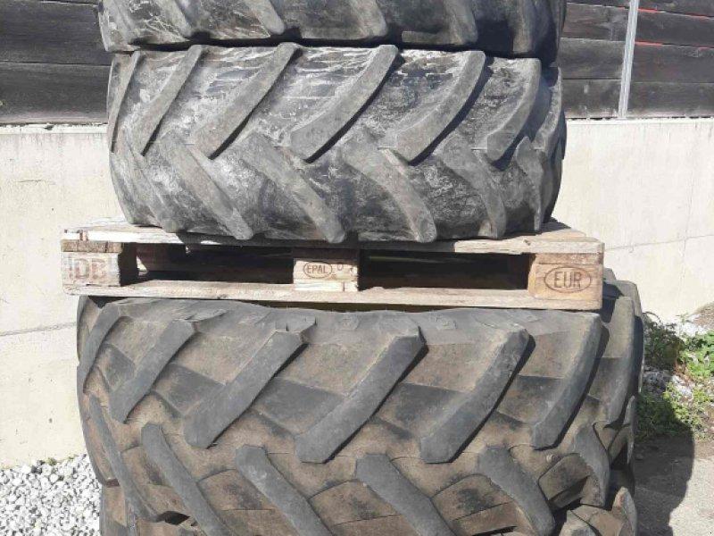 Komplettradsatz des Typs John Deere Komplettradsatz 480/70R34 380/70R24, Gebrauchtmaschine in Antdorf (Bild 1)