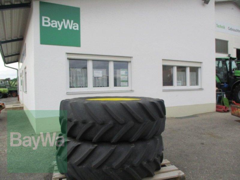 Bild Michelin 480/70 R24 + 520/70 R38
