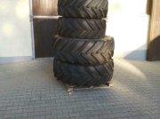 Komplettradsatz typu Michelin 540/65R34 und 440/65R24, Gebrauchtmaschine v Laberweinting