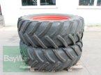 Komplettradsatz des Typs Michelin 600/65 R38 in Straubing