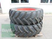 Komplettradsatz des Typs Michelin 600/65 R38, Gebrauchtmaschine in Straubing