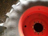 Michelin 600/70 R30  ; 710/70 R42 Komplettradsatz