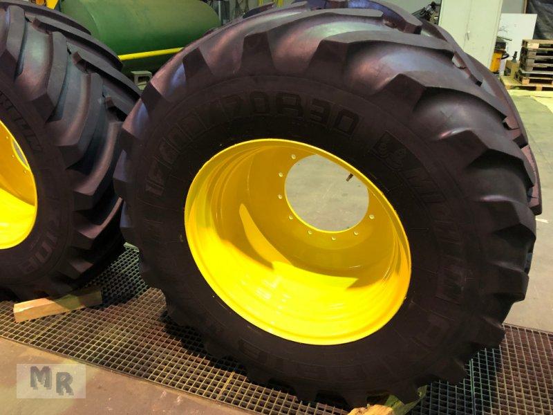 Komplettradsatz типа Michelin AxioBib Passend für JD 7000-8000, Gebrauchtmaschine в Greven (Фотография 1)