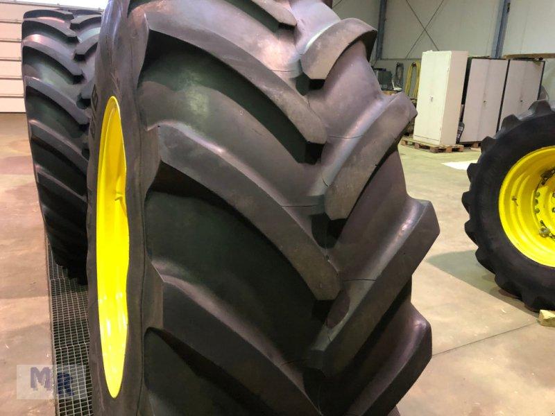 Komplettradsatz des Typs Michelin MachXBib Passend für JD 7000-8000, Gebrauchtmaschine in Greven (Bild 1)