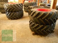 Michelin VF 520/60 R 28 + VF 650/60 R 38 Komplettradsatz