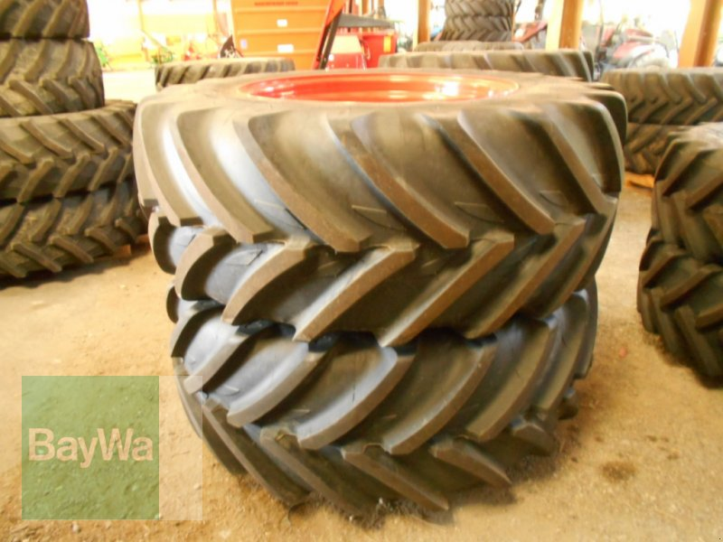 Komplettradsatz типа Michelin VF 520/60 R 28 + VF 650/60 R 38, Neumaschine в Mindelheim (Фотография 6)
