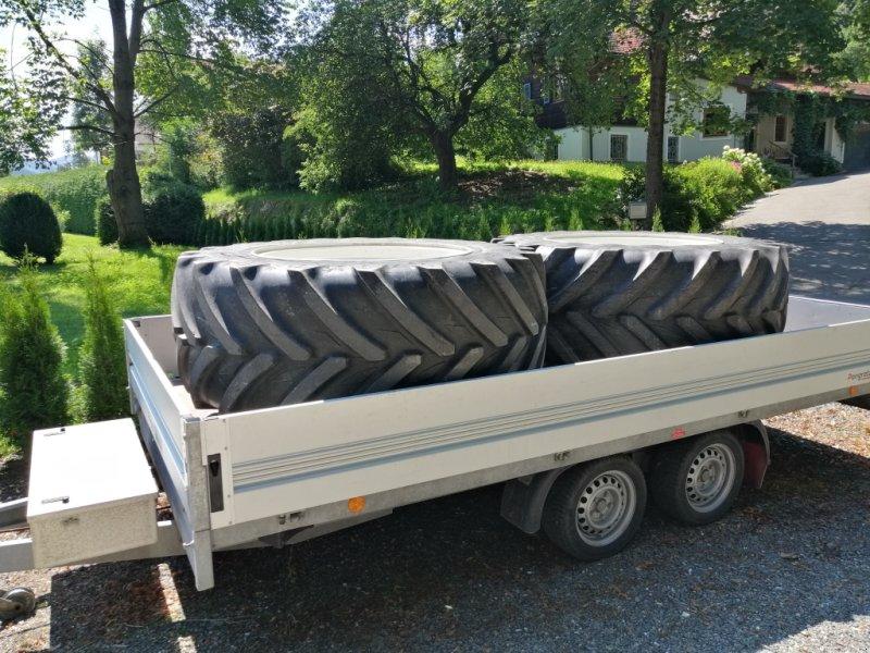 Komplettradsatz типа Michelin XeoBib 650/60 R38, Gebrauchtmaschine в Lobmingtal (Фотография 1)