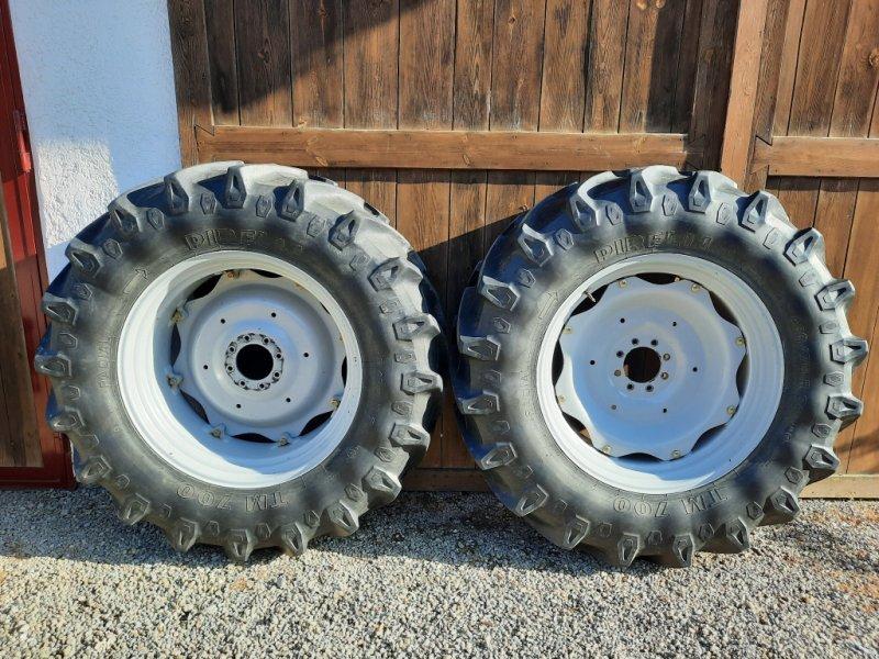 Komplettradsatz типа Pirelli 480/70 R34, Gebrauchtmaschine в Neufahrn (Фотография 1)