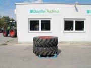 Komplettradsatz typu Pirelli 480/70 R34, Gebrauchtmaschine v Straubing