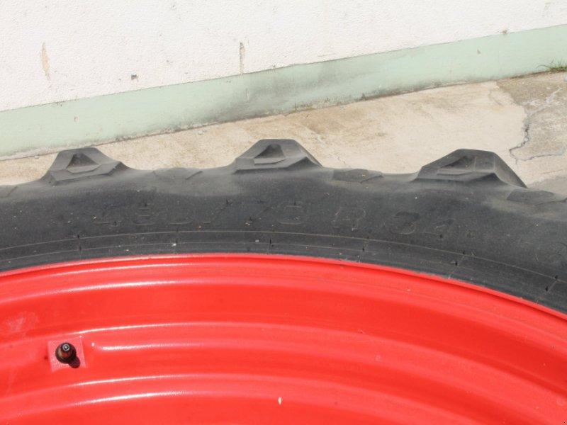 Komplettradsatz des Typs Pirelli 480/70 R34, Gebrauchtmaschine in Straubing (Bild 4)
