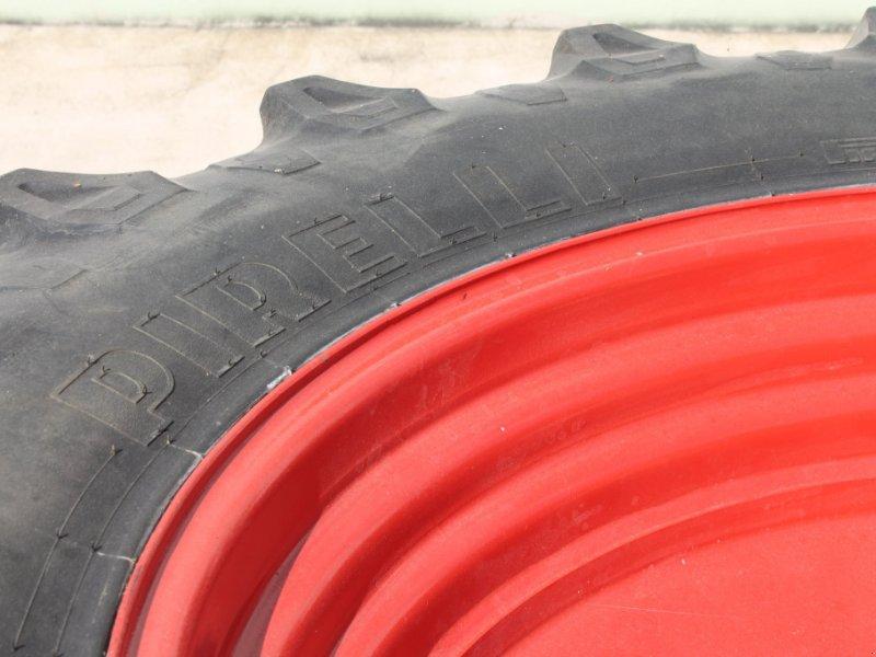 Komplettradsatz des Typs Pirelli 480/70 R34, Gebrauchtmaschine in Straubing (Bild 6)