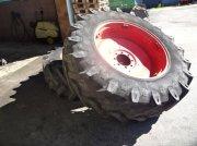 Komplettradsatz des Typs Pirelli 520-70 R- 38, Gebrauchtmaschine in Neureichenau