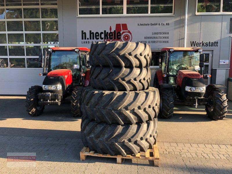 Komplettradsatz des Typs Pirelli 600/65 R38, Gebrauchtmaschine in Epfendorf (Bild 1)