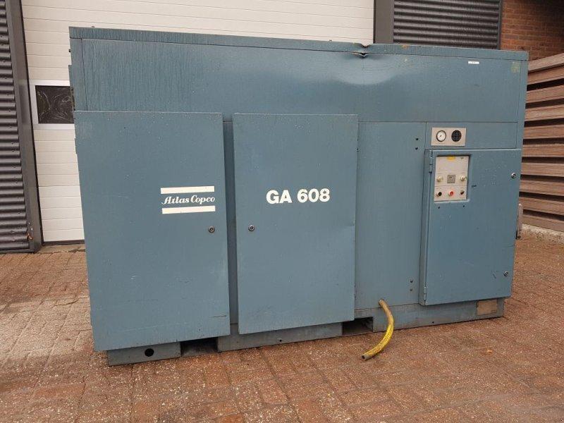 Kompressor tip Atlas Copco GA 608, Gebrauchtmaschine in Scharsterbrug (Poză 1)