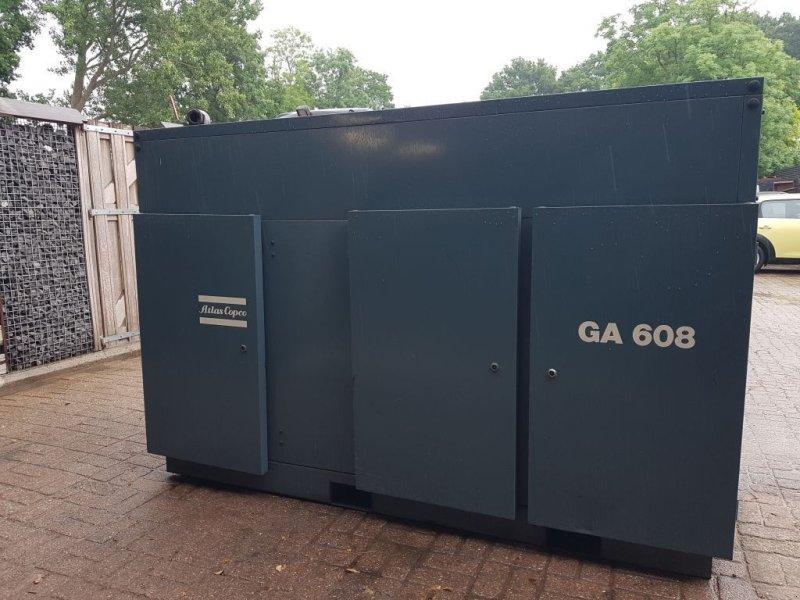Kompressor tip Atlas Copco GA 608, Gebrauchtmaschine in Scharsterbrug (Poză 2)