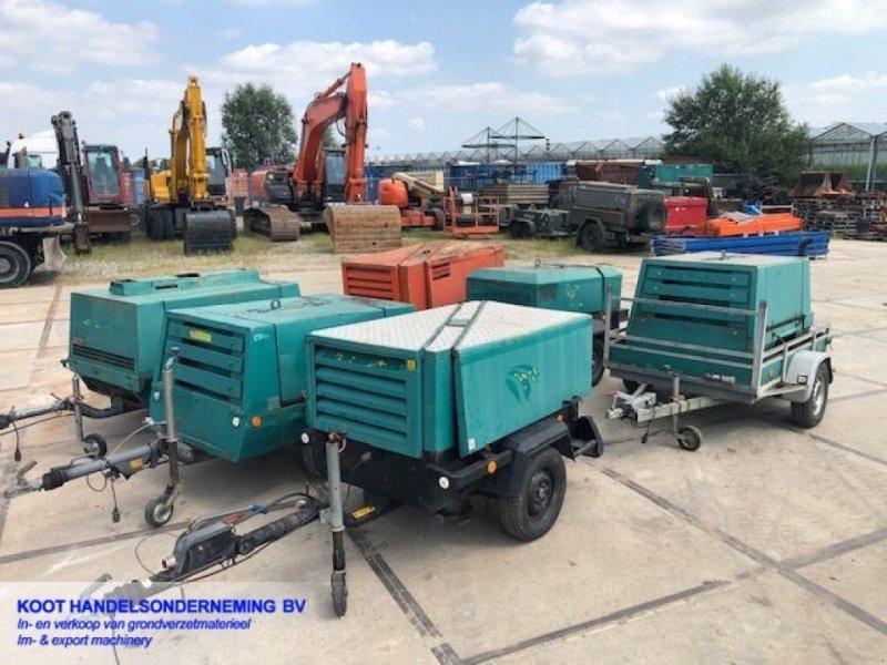 Kompressor типа Atlas Copco xas 40/xas65/xas46/xas60 5x Compressor!!!, Gebrauchtmaschine в Nieuwerkerk aan den IJssel (Фотография 1)