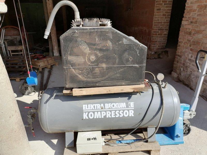 Kompressor типа Hofer 500 Liter - Druckluftkompressor - 16 BAR - Kundendienst NEU - Werkstatt, Gebrauchtmaschine в Bad Birnbach (Фотография 1)
