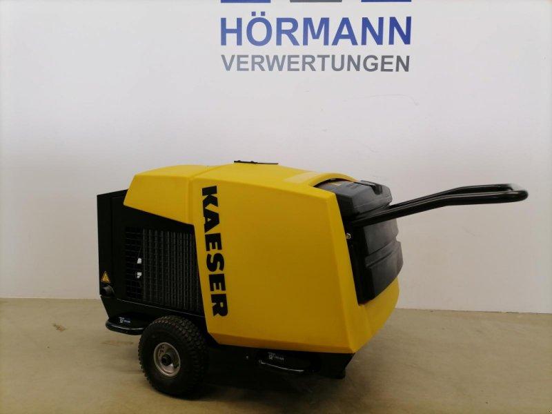 Kompressor des Typs Kaeser M13 A Benzin-Kompressoer mit Nachkühler, Gebrauchtmaschine in Altenstadt (Bild 1)