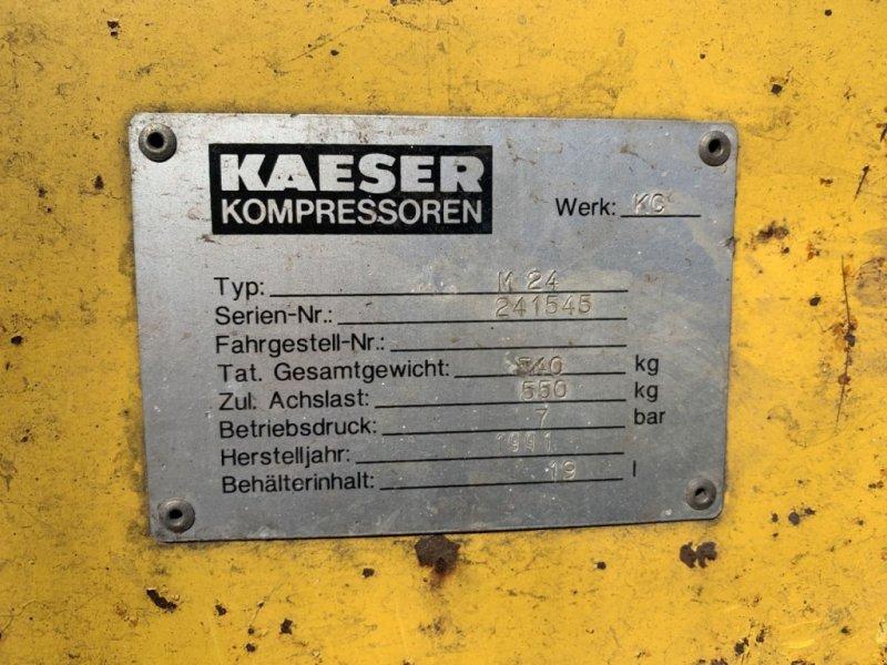 Kompressor tip Kaeser M24, Gebrauchtmaschine in Heerenveen (Poză 5)