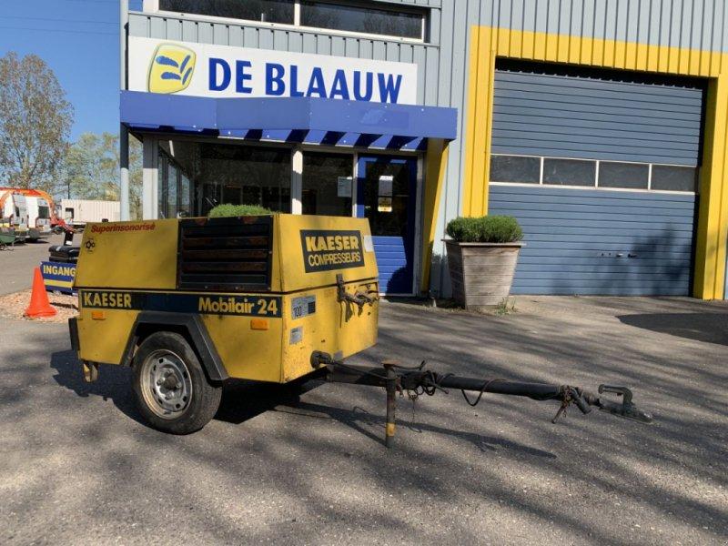 Kompressor tip Kaeser M24, Gebrauchtmaschine in Heerenveen (Poză 2)