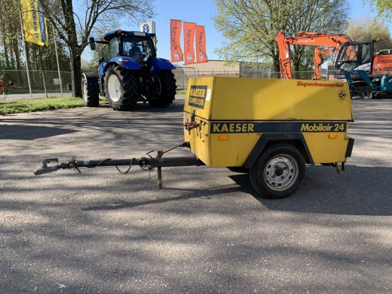 Kompressor tip Kaeser M24, Gebrauchtmaschine in Heerenveen (Poză 1)
