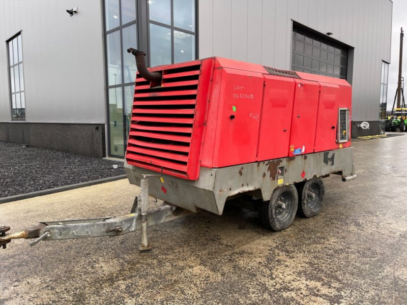 Kompressor типа Kaeser M270, Gebrauchtmaschine в Holten (Фотография 1)
