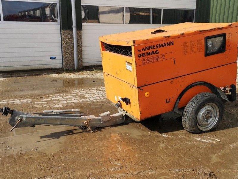 Kompressor типа Mannesmann C30DS-2, Gebrauchtmaschine в Leende (Фотография 1)
