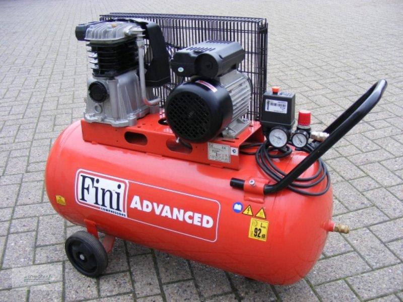 Kompressor типа Sonstige Fini - MK 102-90-2M, Gebrauchtmaschine в Jade OT Schweiburg (Фотография 1)