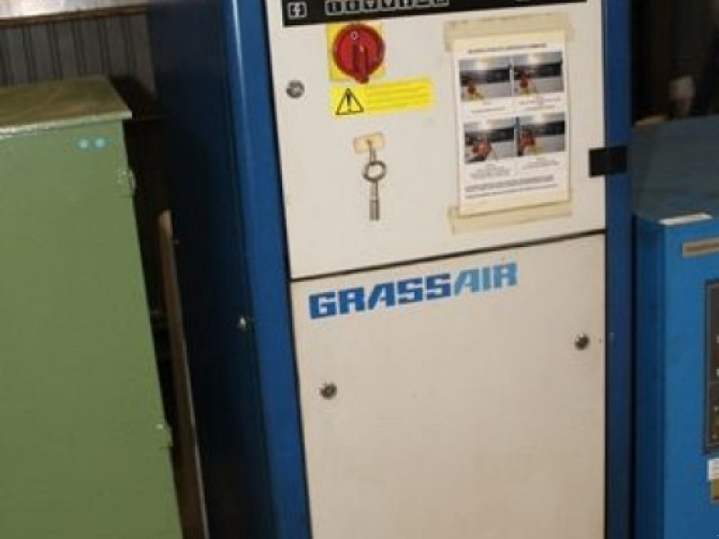 Kompressor типа Sonstige Grassair S87.10, Gebrauchtmaschine в Neer (Фотография 1)