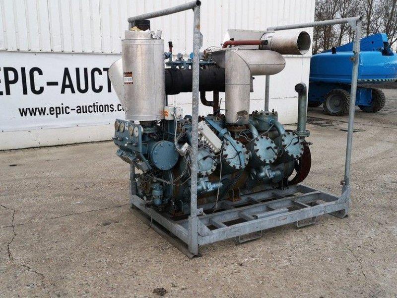 Kompressor типа Sonstige Grasso RC8412, Gebrauchtmaschine в Leende (Фотография 1)