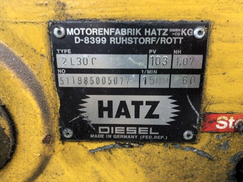 Kompressor типа Sonstige Hatz Silent Pack, Gebrauchtmaschine в Callantsoog (Фотография 1)