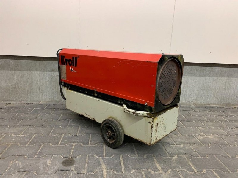 Kompressor типа Sonstige KROLL KACHEL, Gebrauchtmaschine в MARIENHEEM (Фотография 1)