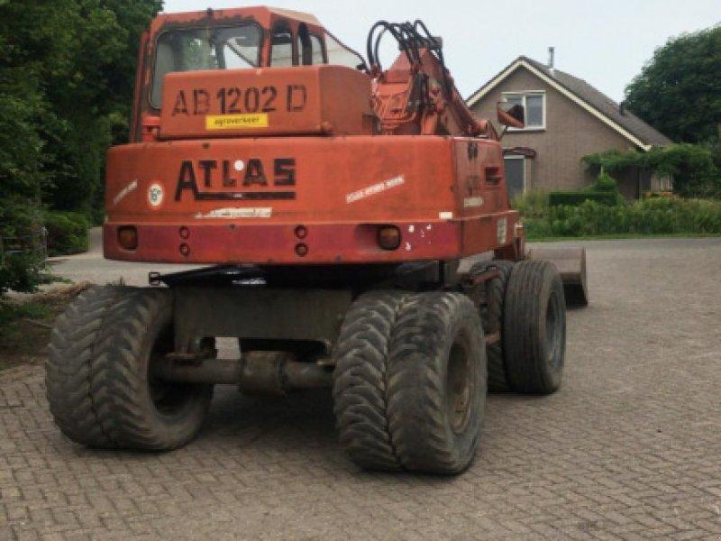 Kran типа Atlas 1202, Gebrauchtmaschine в Ederveen (Фотография 1)