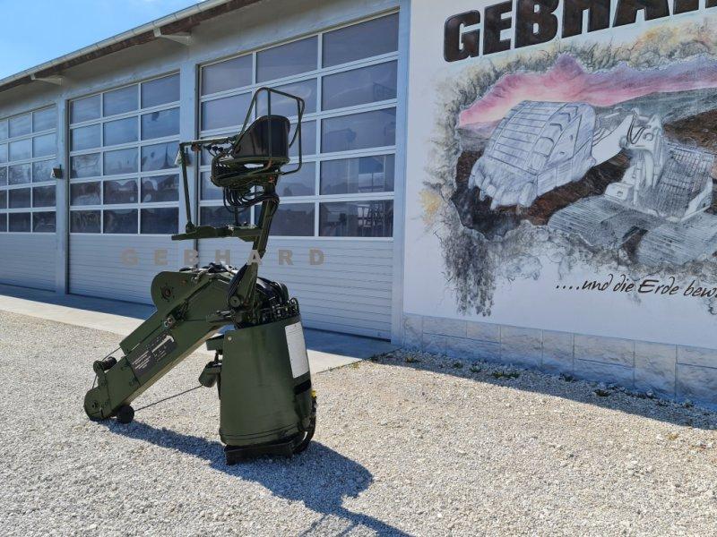 Kran типа Atlas Ladekran mit Seilwinde Hydraulikkran für Unimog, LKW, Schlepper, ..., Gebrauchtmaschine в Großschönbrunn (Фотография 1)