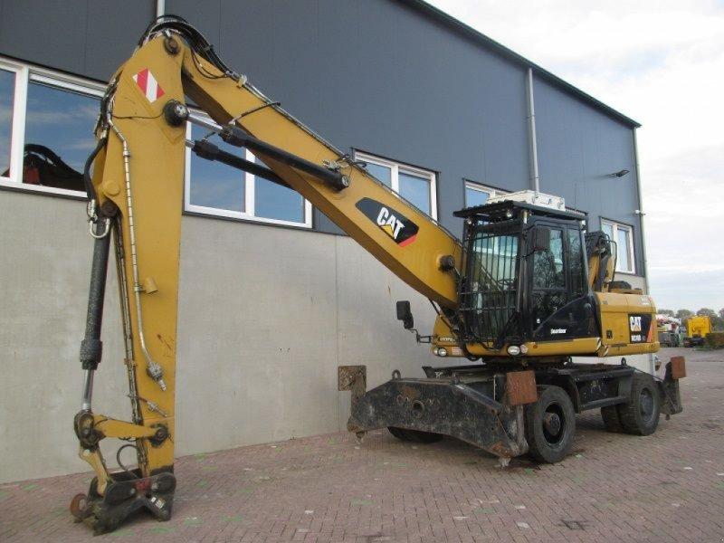 Kran типа Caterpillar M318D MH, Gebrauchtmaschine в Barneveld (Фотография 1)