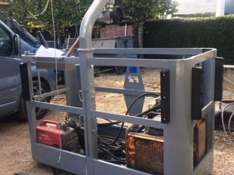 Kran типа Ferrari manbakken, Gebrauchtmaschine в Putten (Фотография 1)