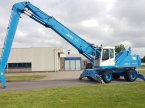 Kran des Typs Fuchs MHL 350 overslagkraan graafmachine mobiele kraan en Steenwijk