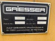 Kran типа Griesser 1714 mit Fortzange + Rotator, Gebrauchtmaschine в Trochtelfingen