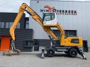 Liebherr LH 30 M Industry + GM65 Grapple Кран